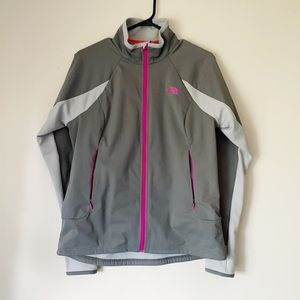 THE NORTH FACE FLASH DRY FULL ZIP JACKET